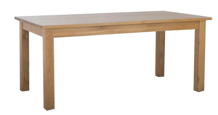 Gleneagles 3ft 4ft 5ft 6ft fixed table glenross furniture for 4ft sofa table