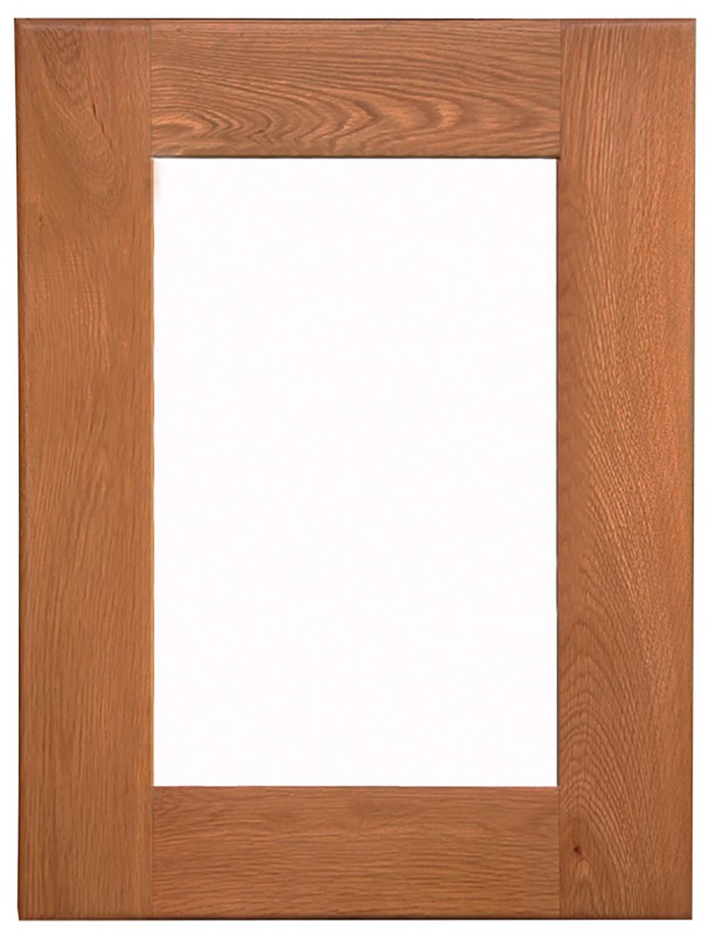 Galloway oak small wall mirror glenross furniture for Small wall mirrors